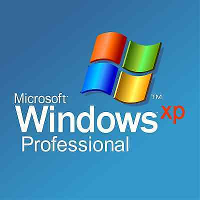 Windows XP Professional w/SP3 Install Restore Boot Recovery CD Disk Disc