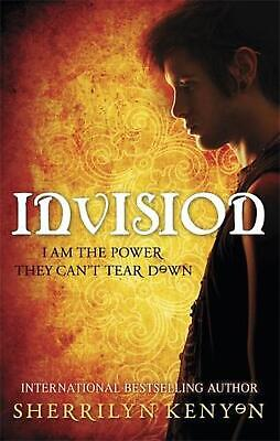 Invision by Sherrilyn Kenyon Paperback Book Free Shipping!