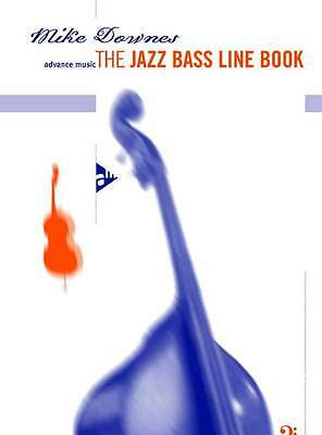 The Jazz Bass Line Book Mike Downes