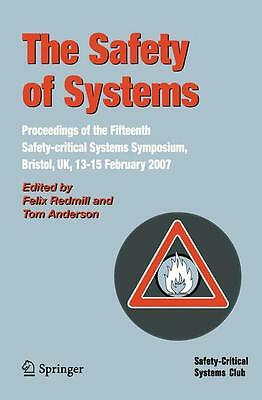 The Safety of Systems, Felix Redmill