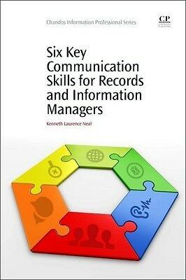 Six Key Communication Skills for Records and Information Managers Kenneth L ...
