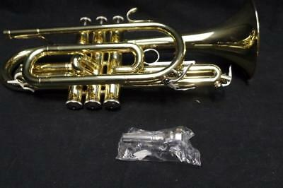 Blessing BCR-1230 Student Bb Lacquered Brass Cornet *