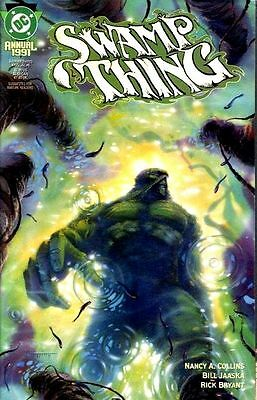 Swamp Thing Annual #6 (DC, 1991)