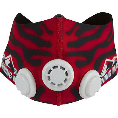 """Elevation Training Mask 2.0 """"Red Tiger"""" Sleeve Only"""