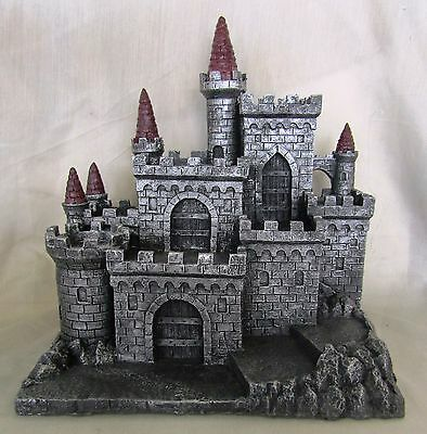 Miniature Dragon Collection and Castle (set of 6)