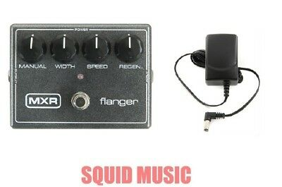 MXR M117R Flanger Reissue Effects Pedal Metallic Grey M-117R  ( OPEN BOX )
