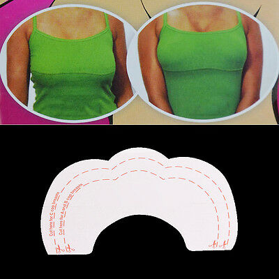10/20/50Pc Bare Lifts Instant Breast Lift Invisible Bra Shaper Adhesive Tape new