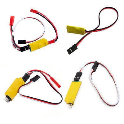 RC Car  LED-Lichtsteuerung cable remote control switch wiring lamps lighting