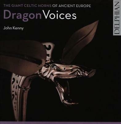 Dragon Voices: The Giant Celtic Horns Of Ancient Europe New Cd