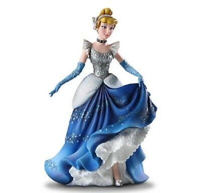 Disney Princess Cinderella Couture de Force Figurine Showcase Enesco New