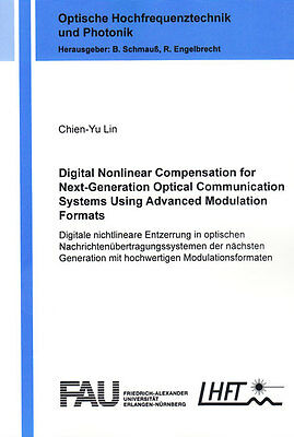 Digital Nonlinear Compensation for Next-Generation Optical Communication Sy ...