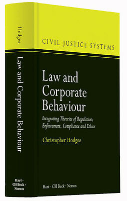 Law and Corporate Behaviour Christopher Hodges