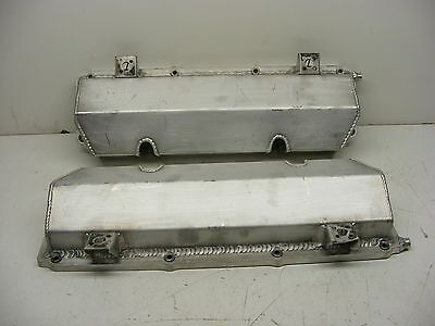 Ford C3 Sheet Metal Oiler Valve Cover Yates Roush Nascar Race Drag 100416-4