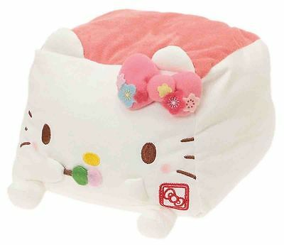 Cute Tofu Pillow : Image Gallery hannari tofu japan