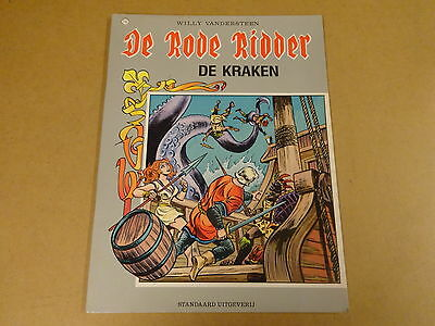 Strip 1° Druk /  De Rode Ridder N° 110
