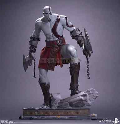 God of War Ascension Kratos Premium Statue by PlayStation Sideshow EFX Limited