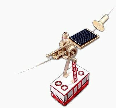 OWI  Aerial Cable Car   Solar Powered