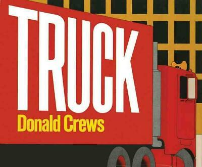 Truck by Donald Crews (English) Hardcover Book Free Shipping!