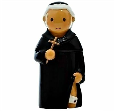 """St. Peregrine  """"Little Drops Of Water"""" Statue Figure NEW Catholic Faith"""