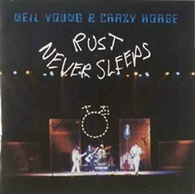 Neil Young, Crazy Horse - Rust Never Sleeps [New CD]