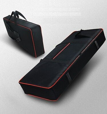 88 Keys Keyboard Electronic Piano Bag -- brand new in black thickening type