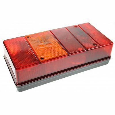 Maypole 6 Function Rear Combination Trailer Light / Lamp MP8501