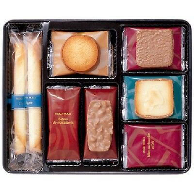 Japanese YOKU MOKU Petit Cinq Delices cookies Cigar  Chocolat  Gift Party