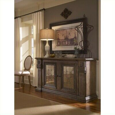 Pulaski Accentrics Home Alexandreah Credenza Buffet Table & Sideboard