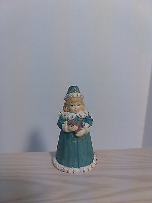 "1990 Maud Humphrey Bogart, the Heirloom Collection, ""Winter Days"" Figurine"