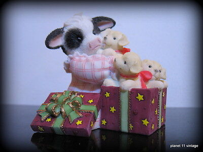 New Enesco Mary's Moo Moos Love is the gift that lasts for heifer Child Puppies
