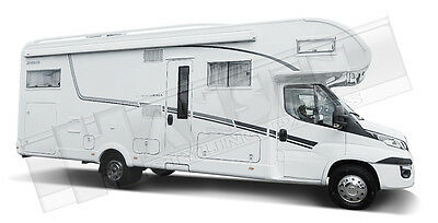 Radkappen 16 Zoll Iveco Daily 35C15  Transporter Wohnmobil Kappe Womo mit TÜV