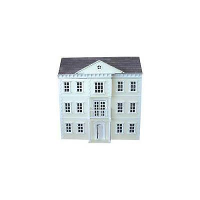 The Mayfair Dolls House Painted in Cream 12th Scale Kit