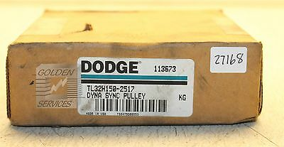 Dodge 113673 TL32H150-2517 DYNA SYNC Pulley