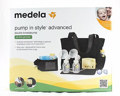 Double Electric Breast Milk Pump Medela Pump In Style Advanced USED