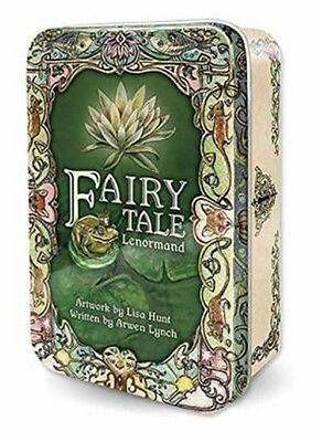 Fairy Tale Lenormand by Arwen Lynch Paperback Book