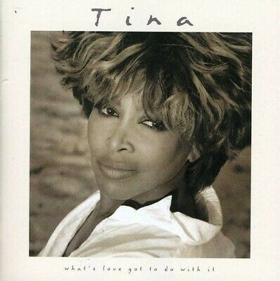 Tina Turner - What's Love Got to Do With It (Original Soundtrack) [New CD]