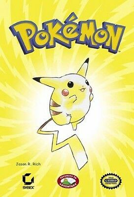 Pokemon: Pathways to Adventure, Rich, J Paperback Book The Cheap Fast Free Post
