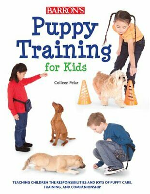 Puppy Training for Kids by Amber Johnson Book The Cheap Fast Free Post