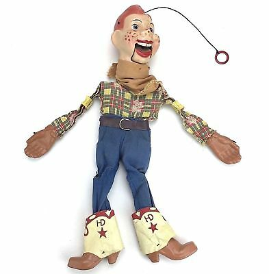 Vintage Howdy Doody Marionette Doll Peter Puppet Playthings Unitrol