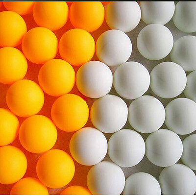 Ping Pong Ball Beer Pong Table Tennis Dip Game Lottery Washable Random Colour