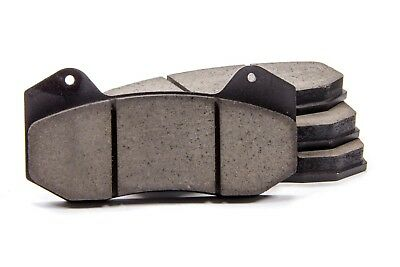 WILWOOD BP-20 Compound Brake Pads DynaPro 6 Caliper Set of 4 P/N 150-10007K