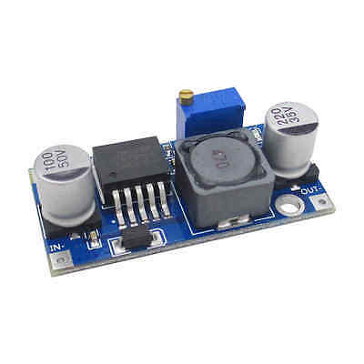 1PCS DC-DC LM2596 power Supply Buck Converter step-down module NEW  CA