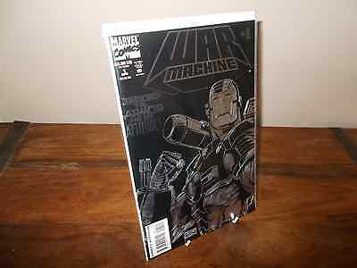 War Machine #1 Foil Embossed Cover