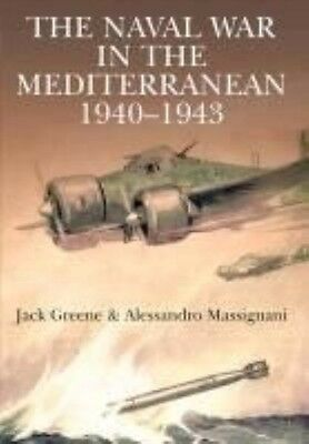 Naval War in the Mediterranean by Jack Greene Paperback Book (English)
