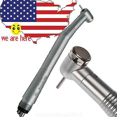 USA Dental Fast High Speed Handpiece Standard Push Button single 1 spray 4 Hole