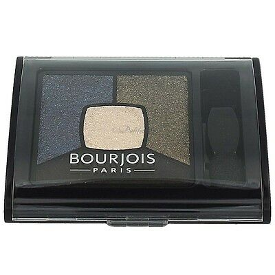 Bourjois Quad Smoky Stories Eyeshadow Palette 10 Welcome Black