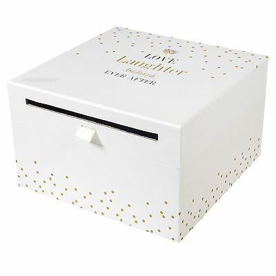 Wedding Card Collection Box Love Laugh Post Mail Postbox Decoration Accessories