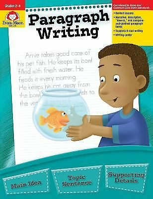 Paragraph Writing, Grades 2-4 by Evan-Moor