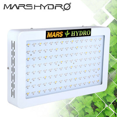 Mars 600W LED Grow Light System Full Spectrum Indoor Medical Plants Hydroponics