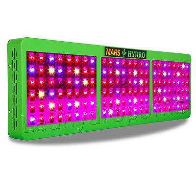 Reflector 720W LED Grow Light Panel Full Spectrum Indoor Veg/Flower Plants IR